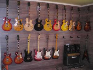 Gibson / Fender guitars for sale