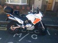 Honda Varadero XL 125 v-twin ( not yamaha, suzuki, aprilia, derbi, bmw) learner legal cbt swaps