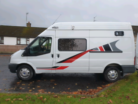 2011 Ford Transit Campervan Conversion