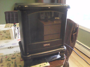 2 Electric Heaters - $45 each