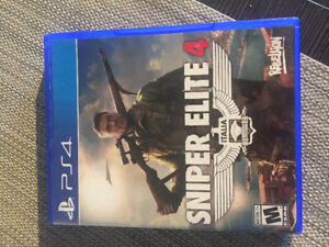 Sniper Elite 4 AND Shadow of Mordor VERY CHEAP