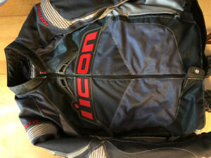 Icon bike jacket