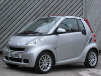2012 SMART FORTWO 1.0 MHD SOFTOUCH PASSION -15000 MILES FROM NEW-ZERO ROAD TAX