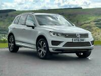 2016 Volkswagen Touareg 3.0 V6 R-LINE TDI BLUEMOTION TECHNOLOGY 5d 259 BHP Estat