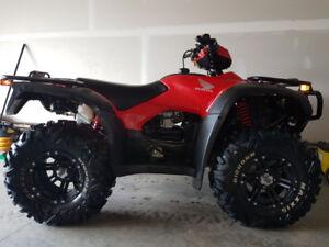 2014 Honda Rubicon