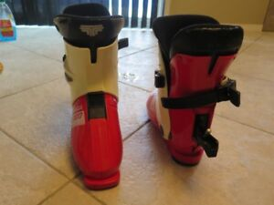 Ski's/bindings/boots/bag Great shape , rarely used but older