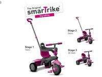 Smart trike breeze 3in1