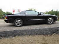 1995 Pontiac Firebird coupe Coupe (2 door)