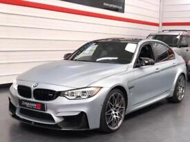 2016 BMW M3 3.0 30 Jahre Special Edition M DCT (s/s) 4dr