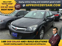 "Astra Hatchback - $0 DOWN - TEXT ""AUTO LOAN"" TO 519 567 3020"