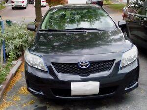 2010 Toyota Corolla LE For Sale