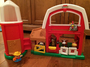 Ferme Little people (Fisher Price)