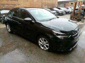 2020 69 CORSA SE SAT , CAT S , STARTS , 1109 MILES , DAMGED RPAIRABLE SALVAGE