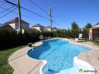 Maison à vendre à Blainville (secteur Nord - près Boul. Céloron)