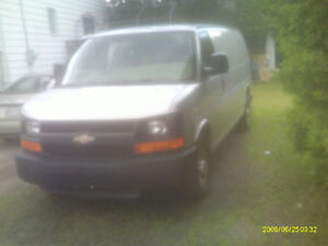 Chevrolet Express Fourgonnette