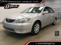 Used 2005 Toyota Camry 4dr Sdn LE Auto- AIR CONDITIONING