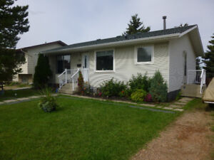 LOWER MAIN FLOOR HOUSE FOR RENT IN CLEARVIEW, RED DEER