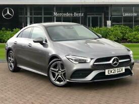 image for 2021 Mercedes-Benz CLA CLASS CLA 220d AMG Line Premium Plus 4dr Tip Auto Saloon