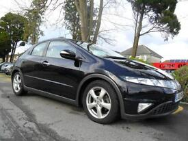 HONDA CIVIC 2.2i-CTDi DIESEL ES 2008 COMPLETE WITH M.O.T HPI CLEAR