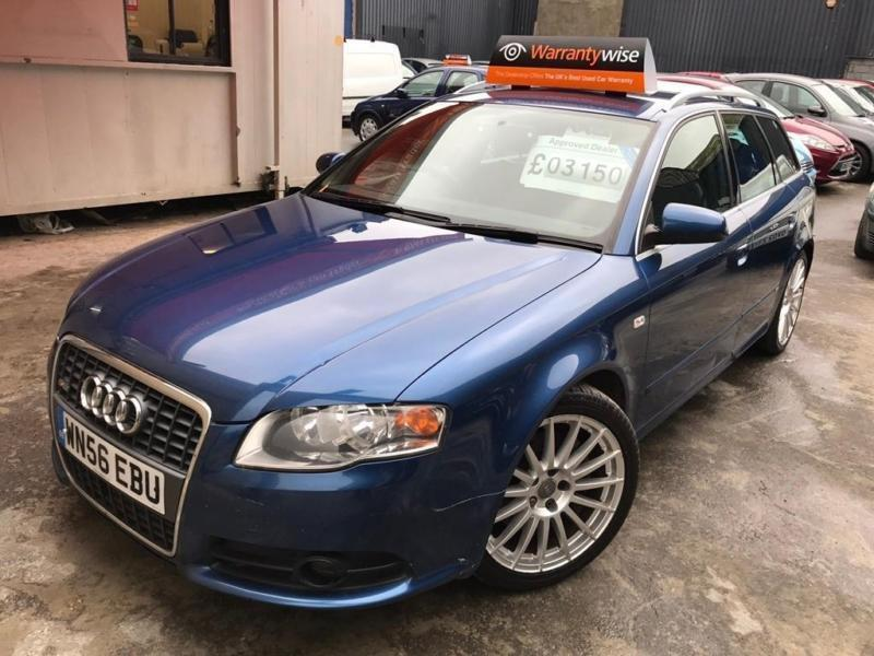 Audi A Avant TFSI S Line Special Edition Dr In Barking - Audi a4 2006