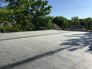 Flat Roofing - Repairs - Leaks? We will stop them! London Ontario image 3