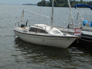 Voilier Sandpiper 565 a vendre