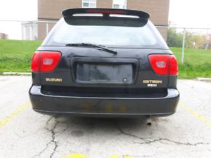 Suzuki Esteem station wagon
