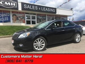 2013 Buick Verano Leather Package  NAV, SUNROOF, BLIND SPOT, BLU