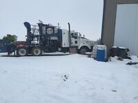 2004 t800 Kenworth cement c&a pumping units