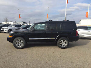 2010 Jeep Commander SPORT SUV, Crossover