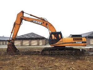2004 Case CX330 Excavator