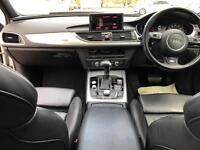 2011 61 Reg Audi A6 Saloon 3.0 TDI S Line Tronic Quattro + SAT NAV + LEATHER +