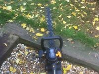 Pro power hedge trimmer