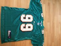Miami Dolphins Jerseys/Caps bundle NFL American football