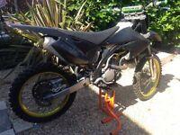 Motor X bike
