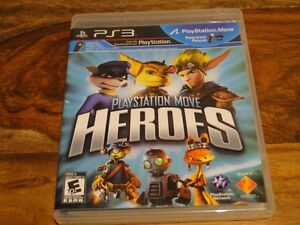 PlayStation move Heroes / PS3