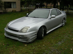 2001 Honda Prelude Coupe (2 door)