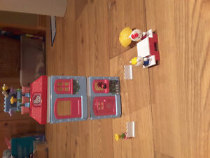 Hello Kitty mega blocks
