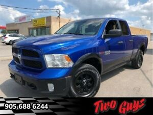 2015 Ram 1500 Outdoorsman  New Goodyear Tires! EcoDiesel