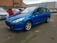 2005/55 PEUGEOT 307 1.6 HDI S - TWO LADY OWNERS LAST 8 YEARS - LOVELY EXAMPLE