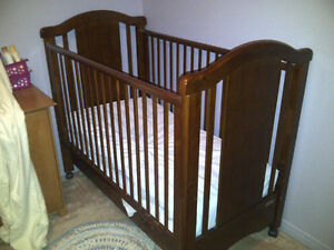complete crib set