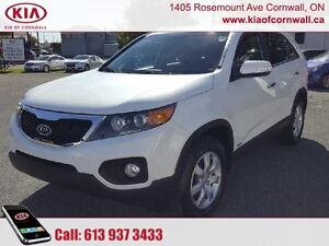 2013 Kia Sorento LX AWD  | All Wheel Drive | Heated Seats |