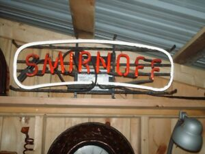lighted signs