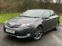 Toyota Avensis 2.0 D-4D Icon 4dr Saloon Diesel Manual