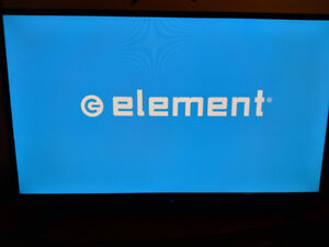 """Element 40"""" Full HD TV (lightly used, lost the remote) 3x HDMI !"""