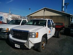 2007 GMC Sierra 3500 HD