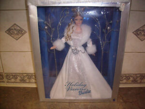 2003 HOLIDAY VISIONS BARBIE DOLL