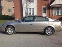 ***LOW KM*** NO LIGHTS ON ***PERFECT RUNNING 2006 NISSAN ALTIMA