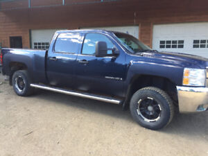 2008 GMC Duramax 2500 HD Pickup Truck