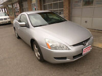 2005 Honda Accord LX Coupe with Warranty